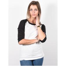 Billabong EYE SEA SKY black dámské tričko s dlouhým rukávem - M