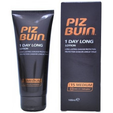 Piz Buin 1 Day Long Lasting Lotion SPF15 100 ml