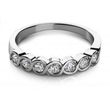 Zlato Zlatý dámský prsten Kim 6860007 Velikost prstenu: 54