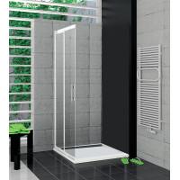 SanSwiss TOPG 0750 04 07 Levý díl sprchového koutu 75 cm, bílá/sklo