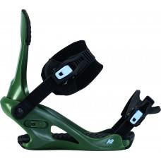 Dámské vázání K2 BEDFORD green (2020/21) velikost: 33,5 - 36,5