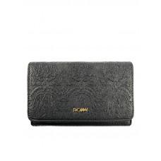 Roxy CRAZY DIAMOND ANTHRACITE luxusní dámská peněženka