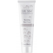 DR. SEA Mud & Dead Sea Minerals Nourishing Hand Cream 100ml