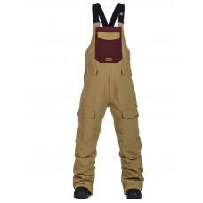 Horsefeathers MEDLER KELP pánské softshellové lyžařské kalhoty - XS