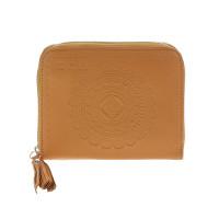 Rip Curl LEILANI RFID MID LEA VINTAGE TAN luxusní dámská peněženka