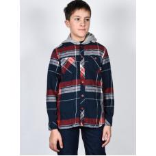 Element STANDER NATIVE RED dětská košile dlouhý rukáv - 12