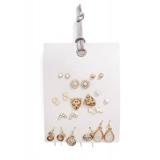 GUESS náušnice Serena Cubic Zirconia Earring Set vel. P2820996331A