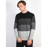 Billabong MONTARA black pánský značkový svetr - L