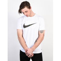 Nike SB DRY DFC WHITE/CAMO pánské tričko s krátkým rukávem - XXL