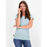 Alife and Kickin ClariceAK ice dámské tričko s krátkým rukávem - M