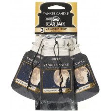 Yankee Candle Car Jar Classic 3 Assorted Fragrances Midsummer's Night