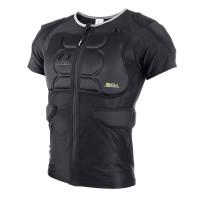 Chráničové tričko O´Neal BP krátký rukáv černá XL - černá / S - 0289-323