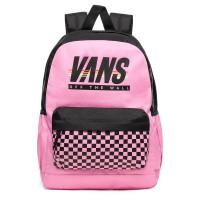 Vans sporty realm plus 27l fuchsia pink sport stripe
