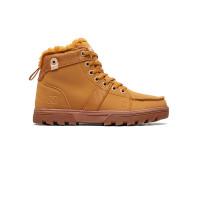Dc WOODLAND TAN/GUM dámské boty na zimu - 40,5EUR