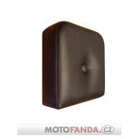 Polštář pro opěrku EMP De Luxe VKT s knoflíkem - EMP Holland 4339