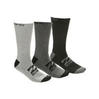 Billabong SPORTS 3 PACK moderní barevné pánské ponožky - 40-46