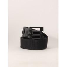 686 SURPLUS black pánský kožený opasek - M