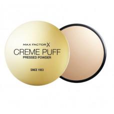 Max Factor Creme Puff Pressed Powder 21g - 05 Translucent