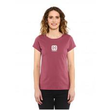 Horsefeathers TALLULAH mauwe dámské tričko s krátkým rukávem - L