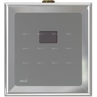 Senzor - Automatický splachovač pisoárů, 12 V (napájení ze sítě) ALCAPLAST ASP4 (ASP4)