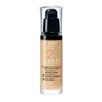 Bourjois 123 Perfect Foundation SPF10 tekutý make-up 52 Vanille 30 ml