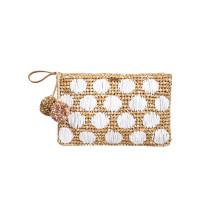 Billabong IZZY CLUTCH NATURAL luxusní dámská peněženka