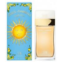 Dolce & Gabbana Light Blue Sun toaletní voda Pro ženy 100ml