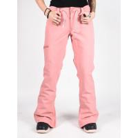 Dc VIVA BIO WASH DUSTY ROSE zateplené kalhoty dámské - S