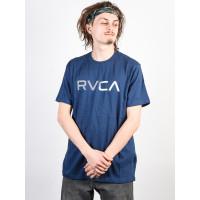 RVCA BLINDED SEATTLE BLUE pánské tričko s krátkým rukávem - S