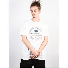 Billabong GOLDEN STATE BONE pánské tričko s krátkým rukávem - L