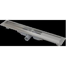 Alcaplast APZ106 Professional- liniový podlahový žlab snížený pro plný rošt 750 (APZ106-750)