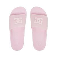 Dc SLIDE PLATFORM barely pink dámské pantofle - 36EUR