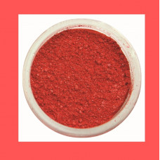 Prachový lesk PME, 2g - červená (Razzle Red)