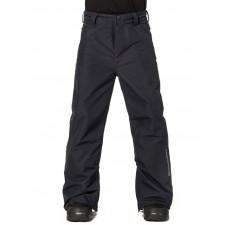 Horsefeathers PINBALL black zateplené kalhoty dětské - XL