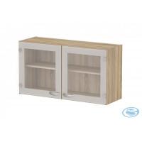 Tvilum Kuchyňská prosklená skříňka Casa 45518 - TVI