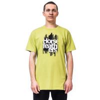 Horsefeathers RAGGED linden green pánské tričko s krátkým rukávem - L