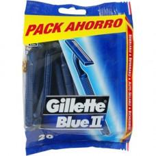 Gillette Blue II 20ks