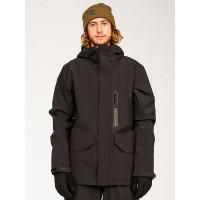 Billabong DELTA STX black zimní bunda pánská - S