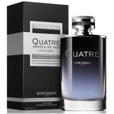 Boucheron Quatre Absolu De Nuit parfémovaná voda Pro muže 100ml