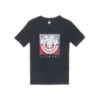 Element DENSITY FLINT BLACK dětské tričko s krátkým rukávem - 8