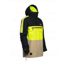 Horsefeathers NORMAN ATRIP LIMEADE zimní bunda pánská - M