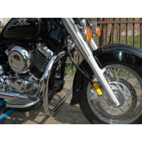 Yamaha XVS 650 Drag star Classic/Custom padací rám, 32mm - Motofanda 6129