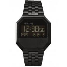 Nixon RE-RUN ALLBLACK pánské hodinky analogové