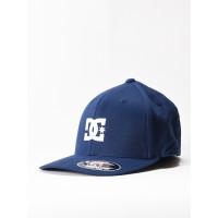 Dc Cap Star 2 BLACK IRIS baseball čepice - L/XL