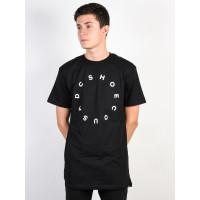 Dc ENDLESSNESS black pánské tričko s krátkým rukávem - S