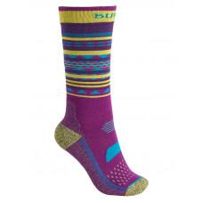 Burton PERFORMANCE LTW FUCHSIA kompresní ponožky - M\L