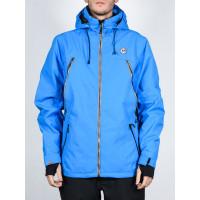 Rehall RAINDEE Blue Aster zimní bunda pánská - M
