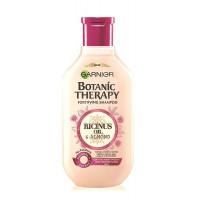 Garnier Botanic Therapy Ricinus Oil & Almond posilující šampon pro slabé vlasy 250ml