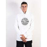 Volcom Supply Stone white pánská mikina - XL