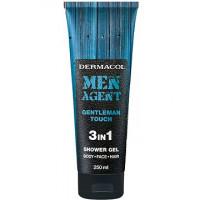 Dermacol Men Agent Gentleman Touch 3in1 Shower Gel 250ml